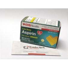 Aspirin 81 mg x 32 Tabletas